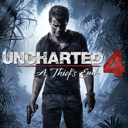 Uncharted 4: A Thief's End Game of the Year