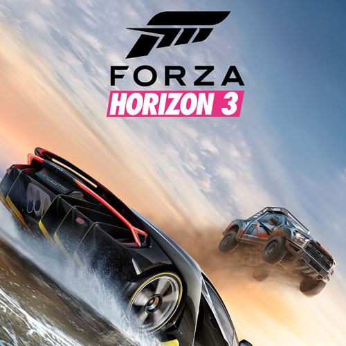 Forza Horizon 3 Game of the Year