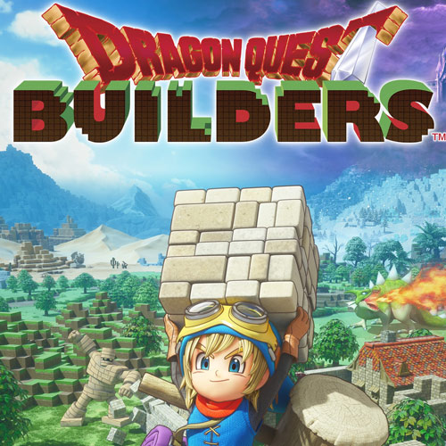 Dragon Quest Builders Game of the Year