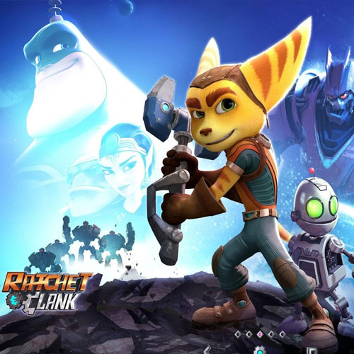 Ratchet and Clank Game of the Year