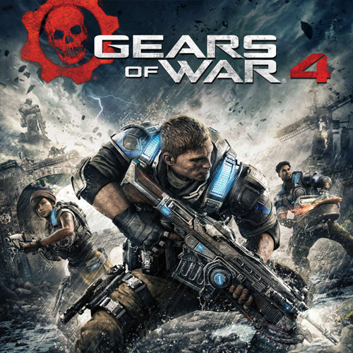 Gears of War 4 Game of the Year