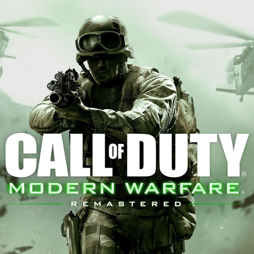 Call of Duty: Modern Warfare Remastered Game of the Year