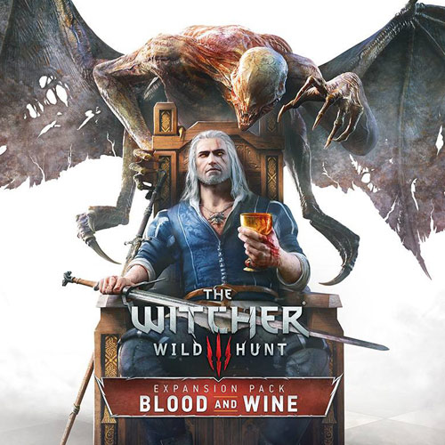 The Witcher 3: Blood and Wine DLC of the Year