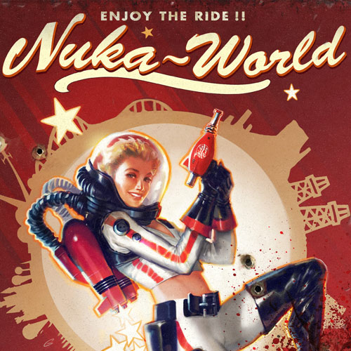 Fallout 4: Nuka World DLC of the Year