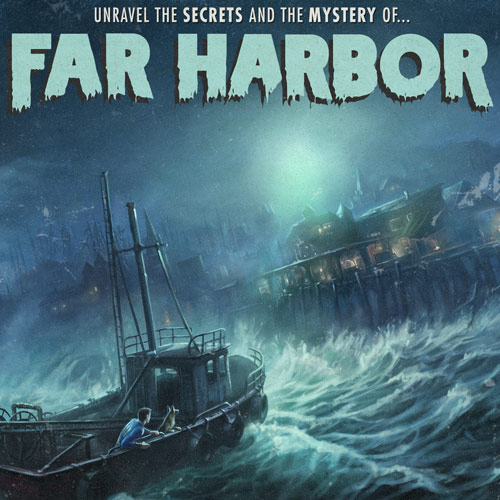 Fallout 4: Far Harbor DLC of the Year
