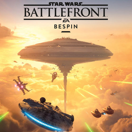 Star Wars Battlefront: Bespin DLC of the Year