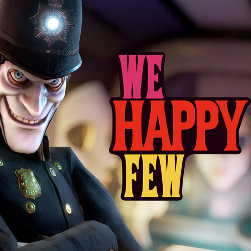 We Happy Few Game of the Year