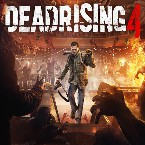 Dead Rising 4 Game of the Year