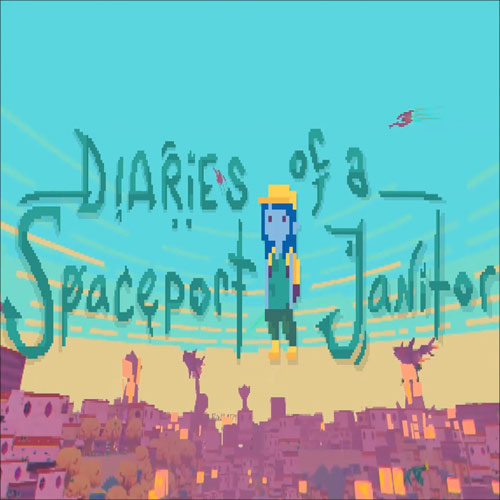 Diaries of a Spaceport Janitor Game of the Year