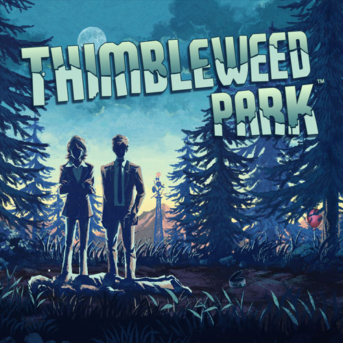 Thimbleweed Park Game of the Year