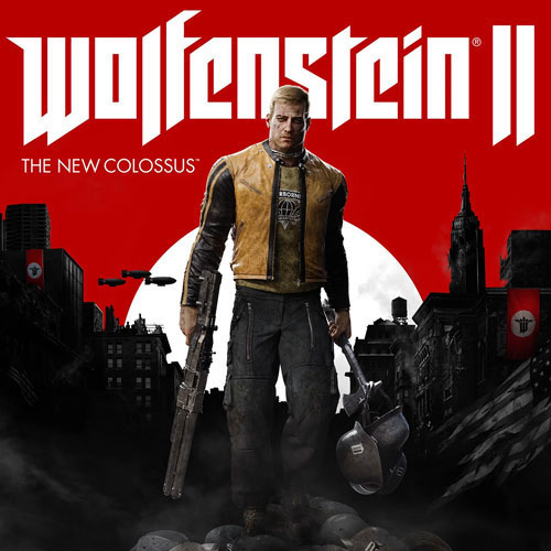 Wolfenstein II: The New Colossus  Game of the Year