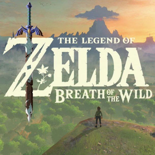 The Legend of Zelda: Breath of the Wild Game of the Year
