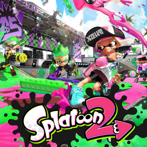 Splatoon 2 Game of the Year