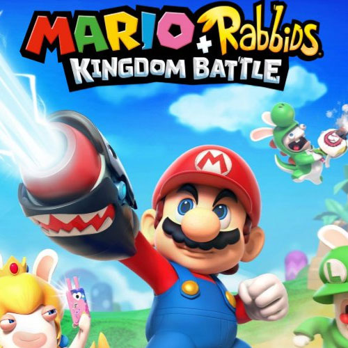 Mario + Rabbids: Kingdom Battle Game of the Year