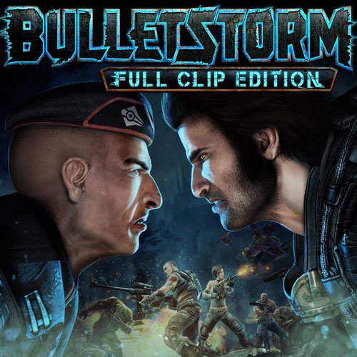 Bulletstorm: Full Clip Edition Game of the Year