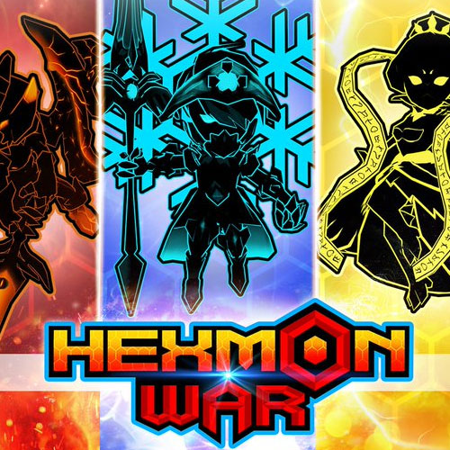 Hexmon War Game of the Year