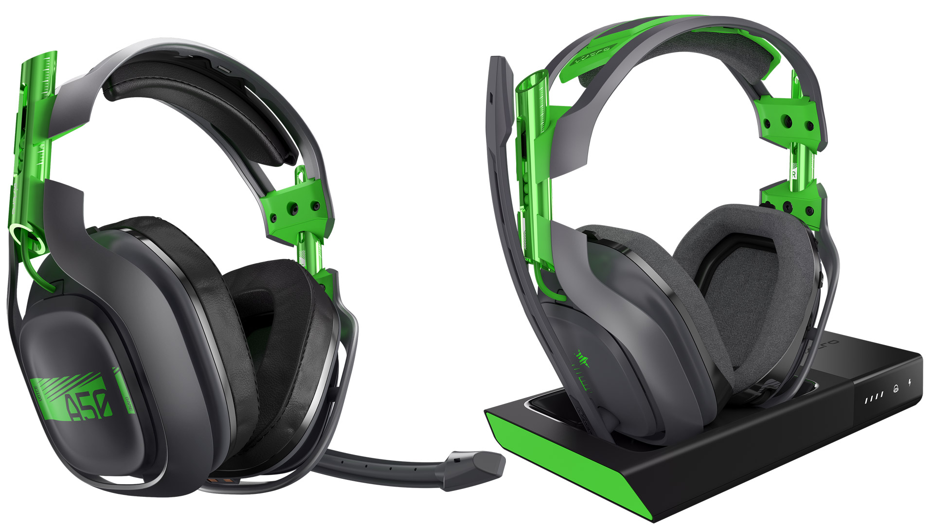 Astro a50 Xbox One Green Wireless Headset E3 2016 Impressions