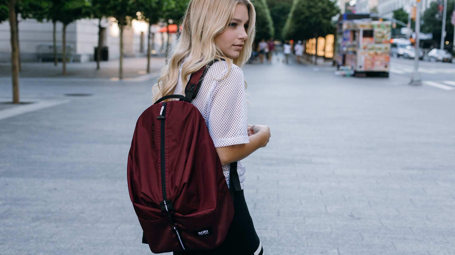 Solo New York Varsity Bager Bag