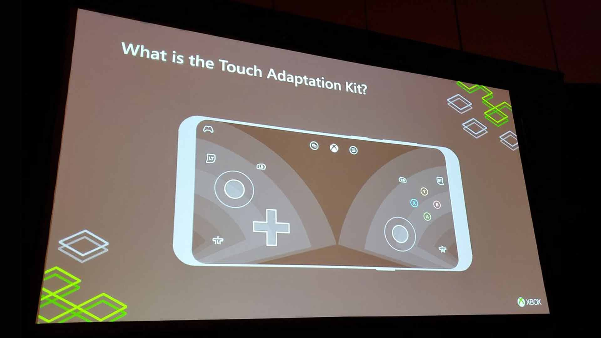Xbox xCloud Controls and Details from GDC