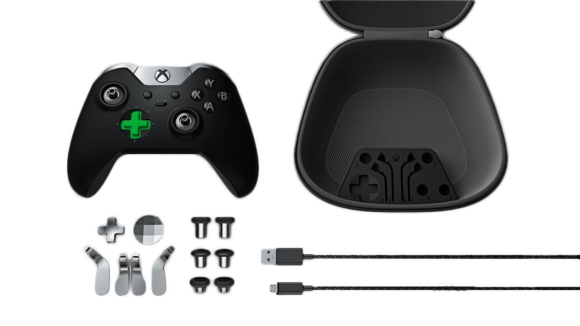 Xbox One Elite ControllerReview Screenshot