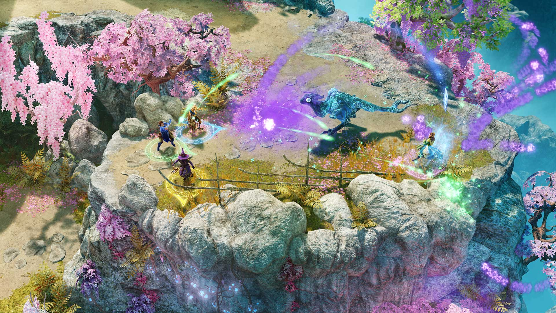 Nine Parchments Xbox Wallpaper Screenshot