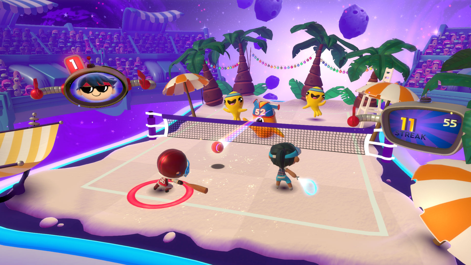 Super Beat Sports Nintendo Switch Screenshot