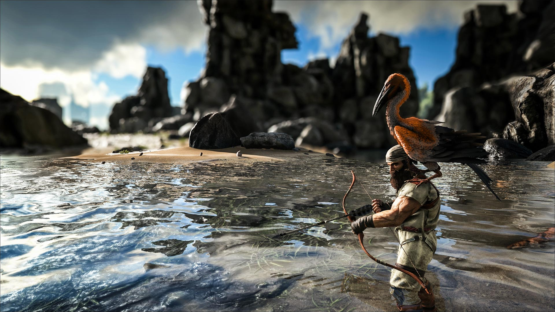 Ark Survival Evolved Xbox One Review Gamerheadquarters
