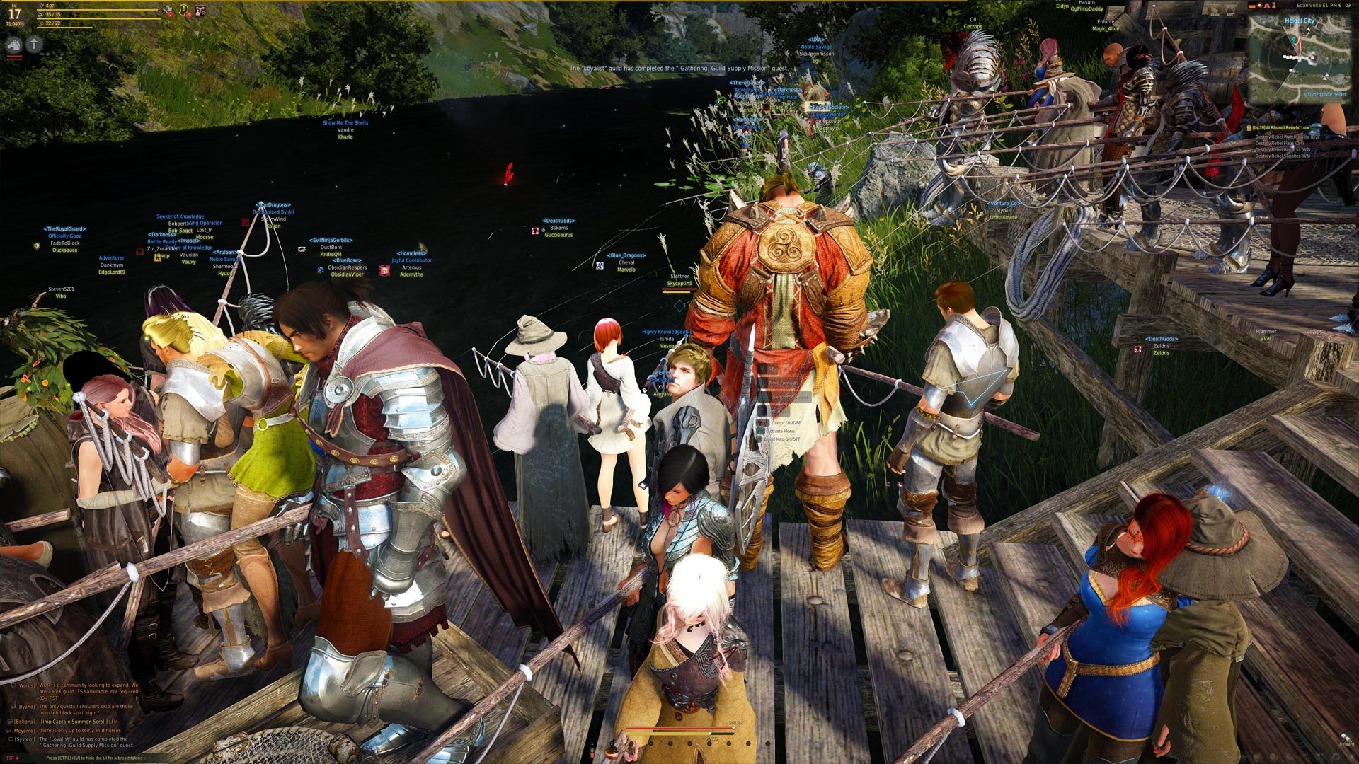Black Desert Online Fishing