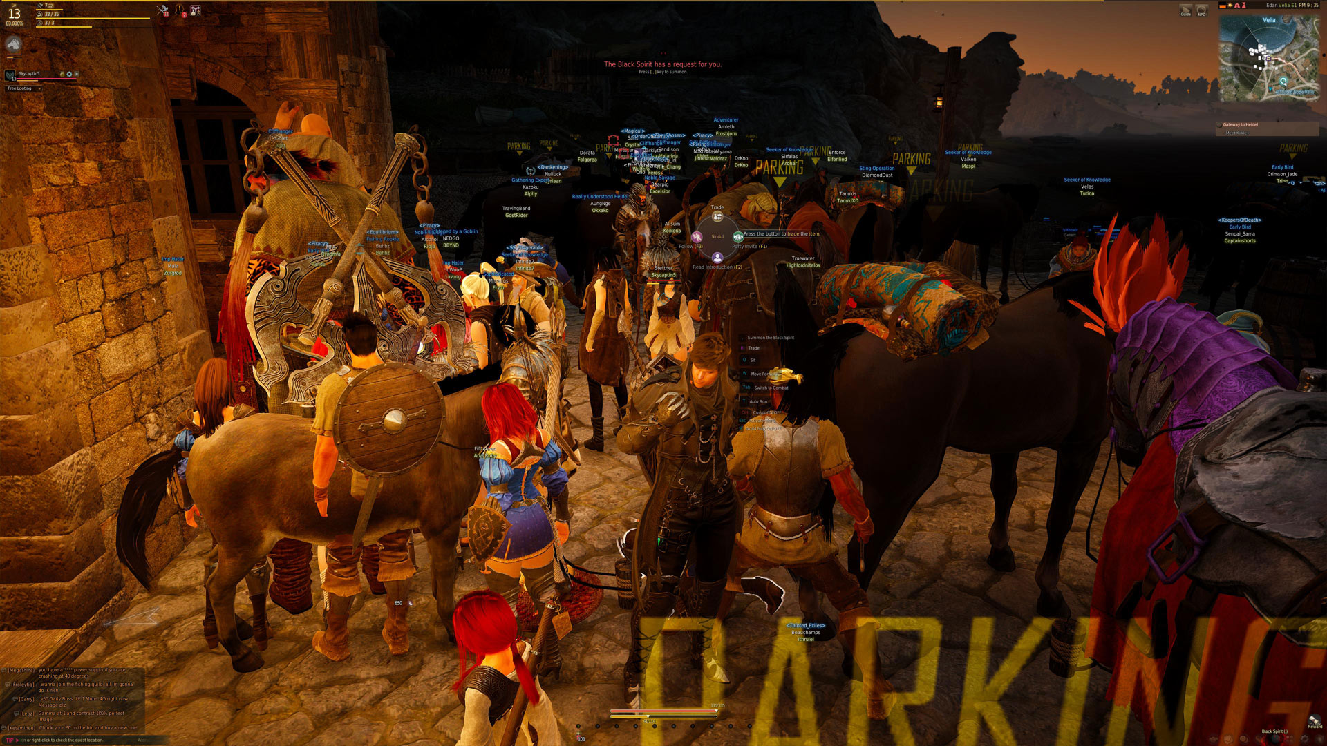 Black Desert Online Gate Community