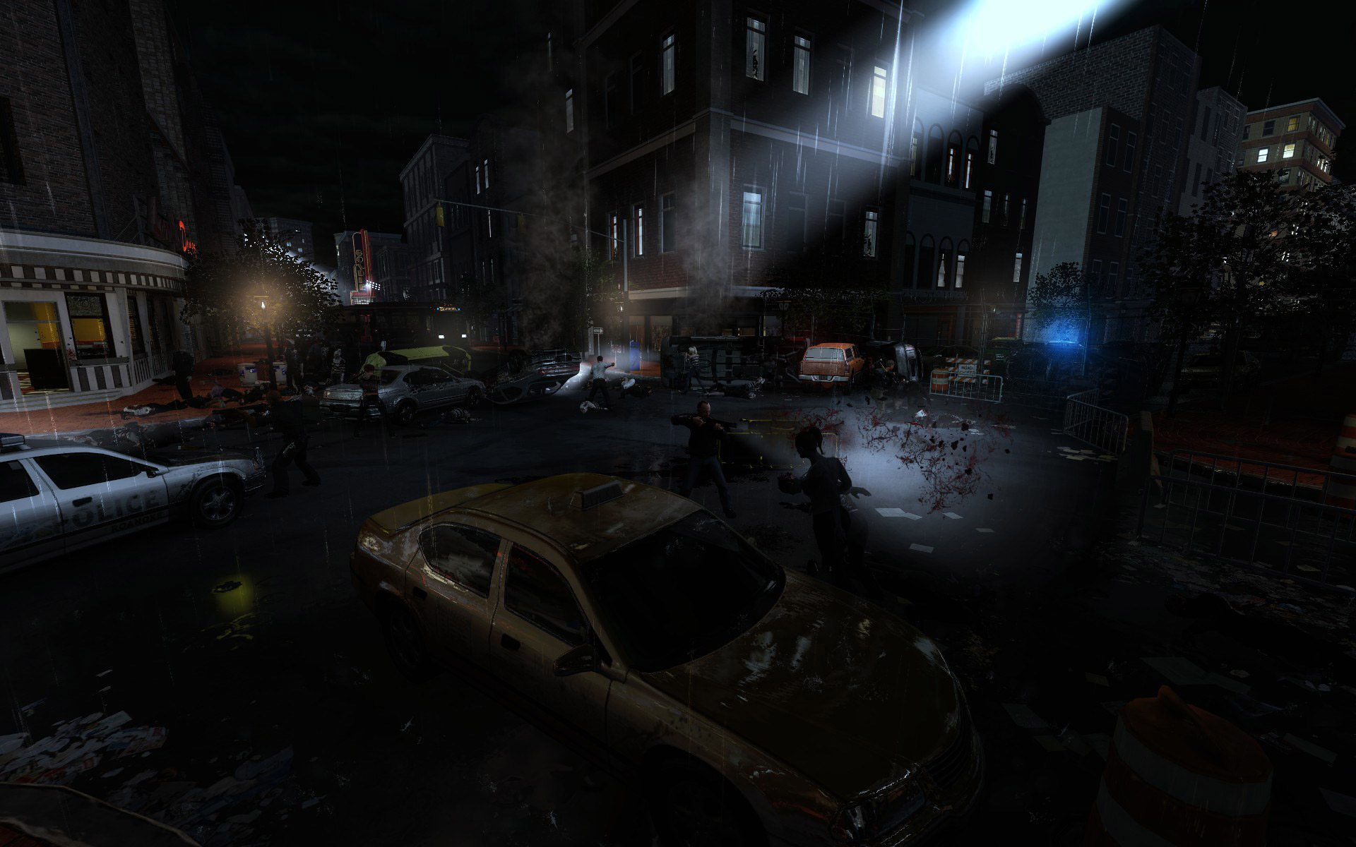 Contagion Screenshot
