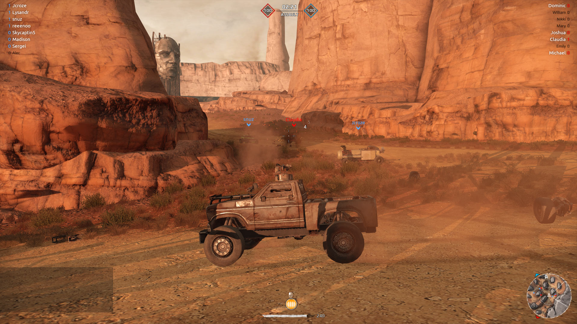 Crossout Closed Beta Screenshot