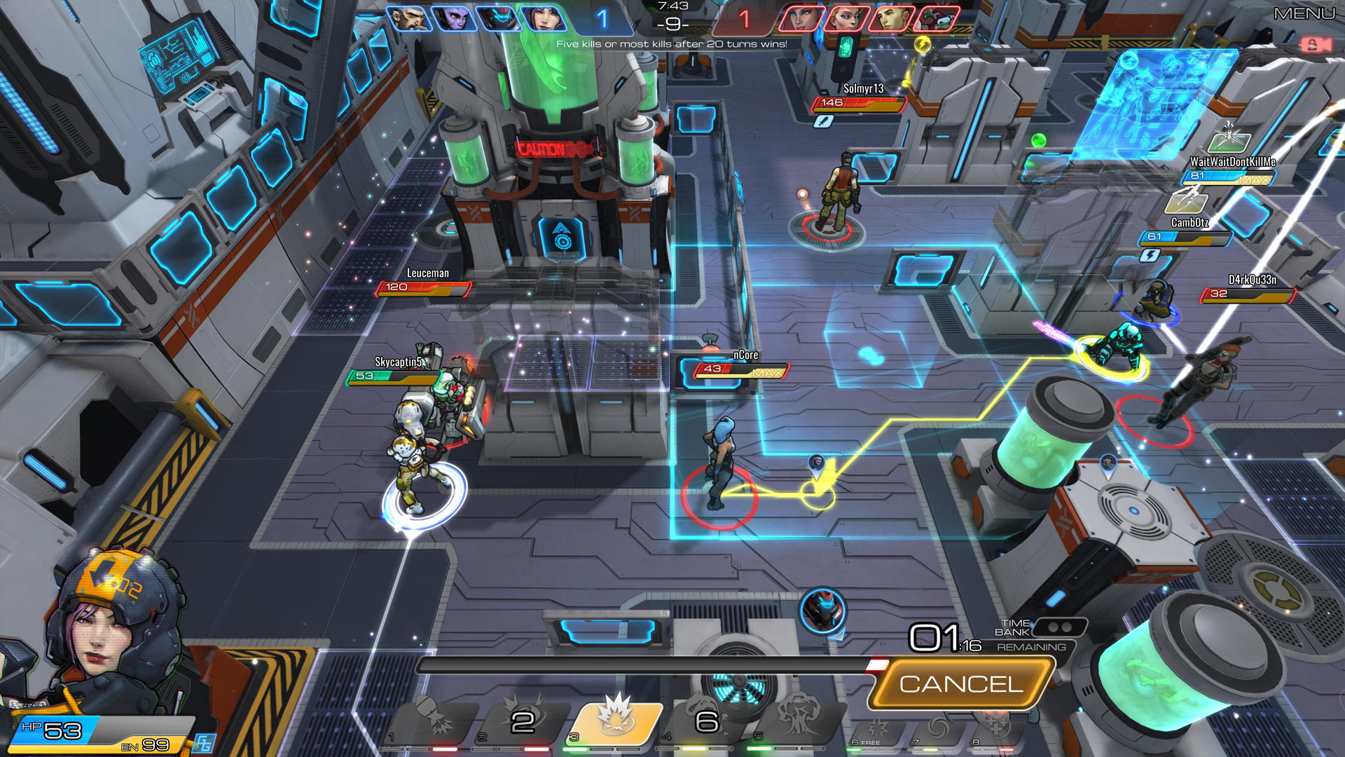 Atlas Reactor PC