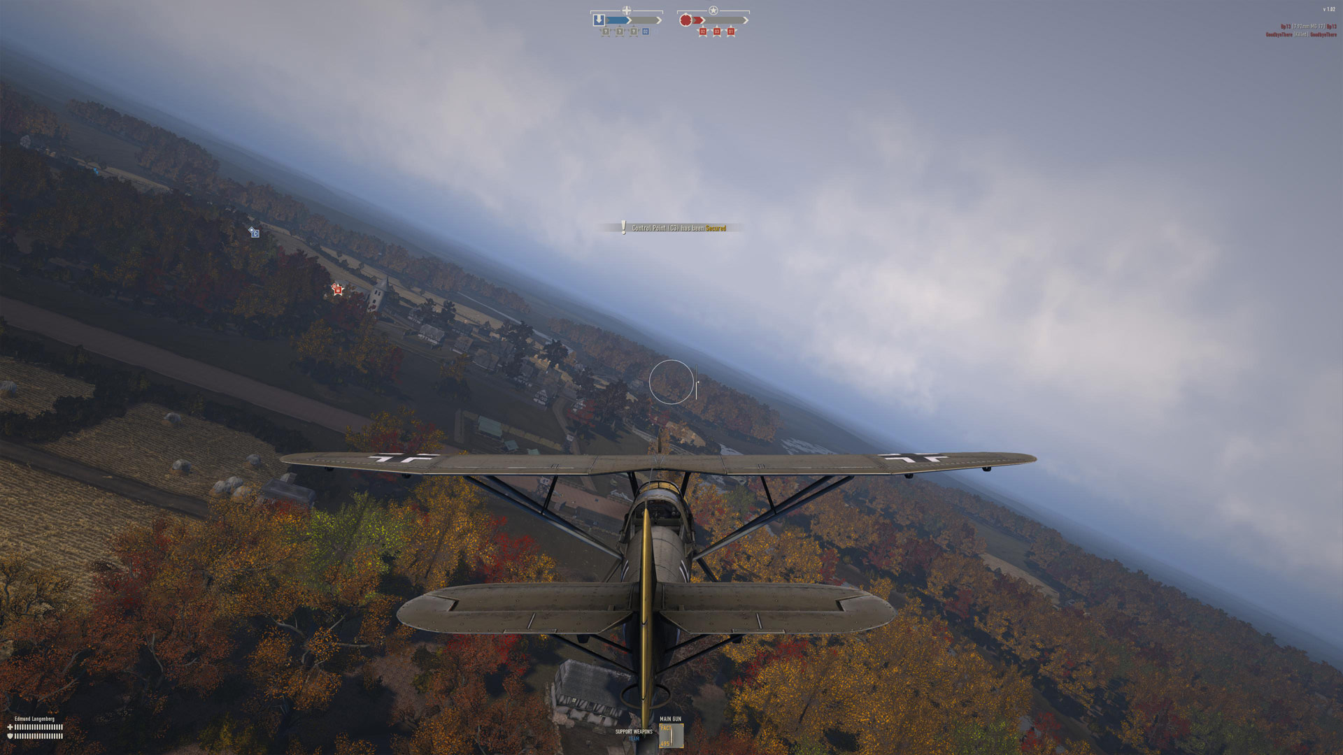 Heroes and Generals: Ihlefeld Warbirds & Tail Gunners Update