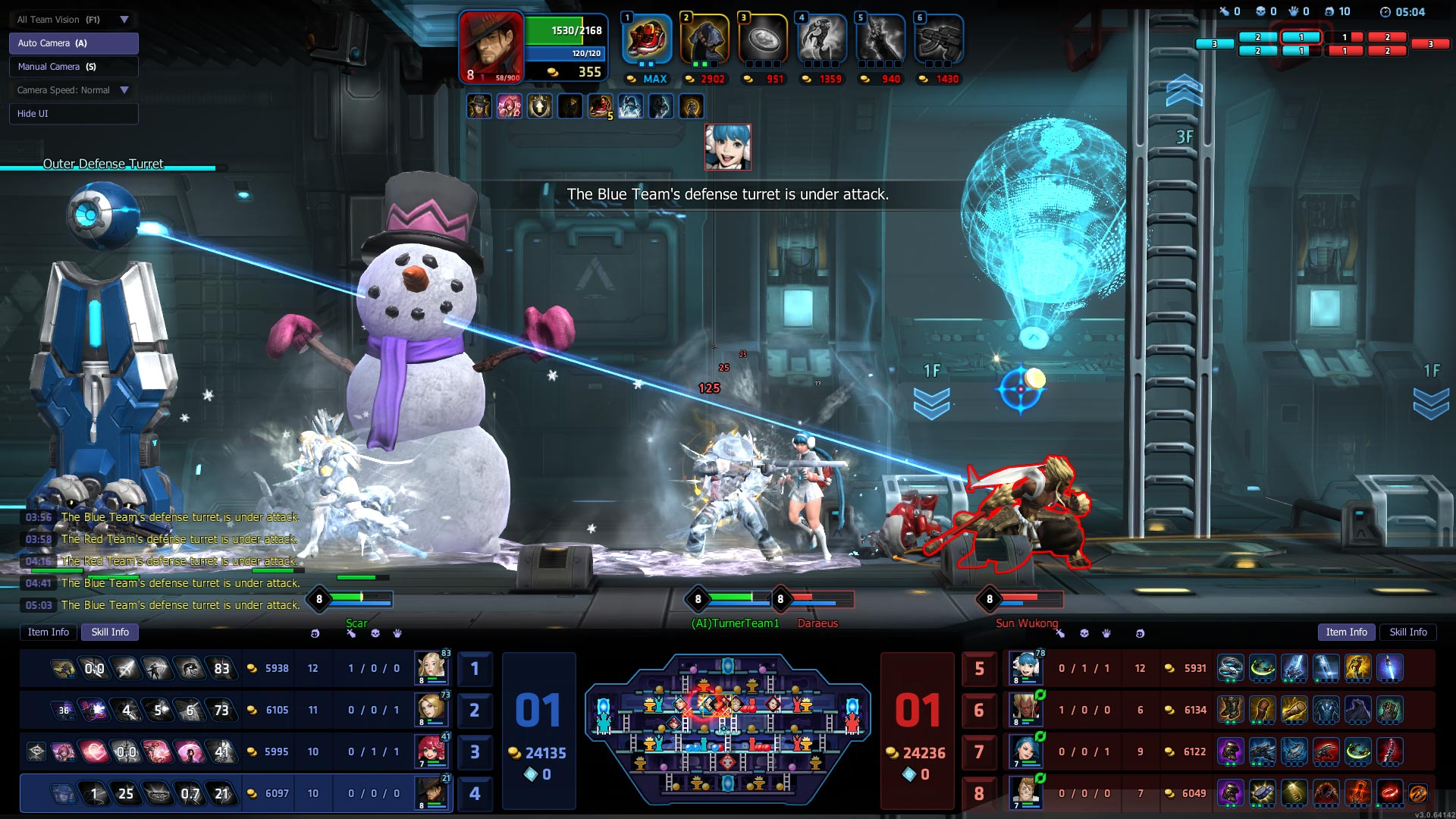 Hyper Universe Screenshot