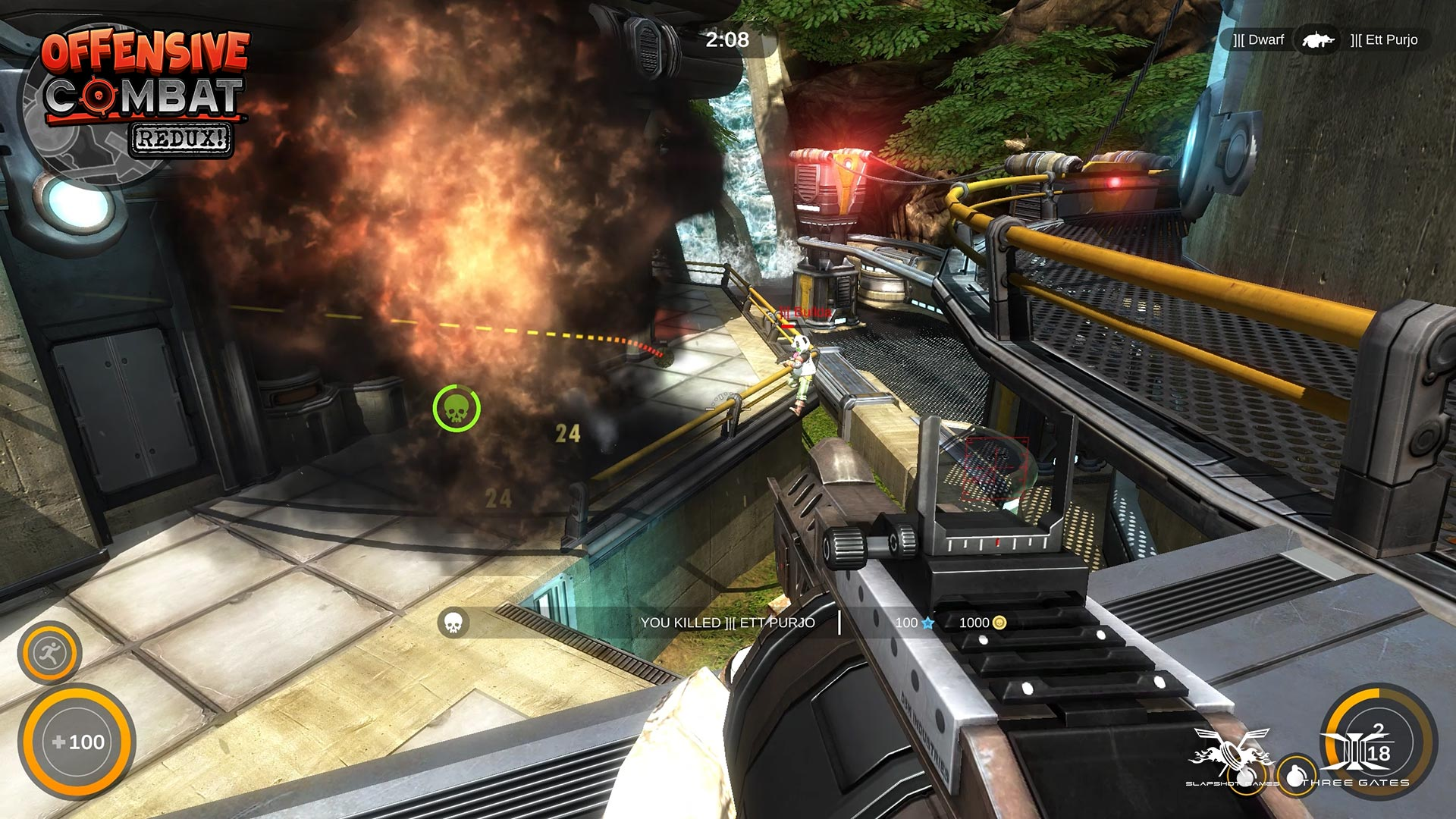 Offensive Combat Redux Screenshot