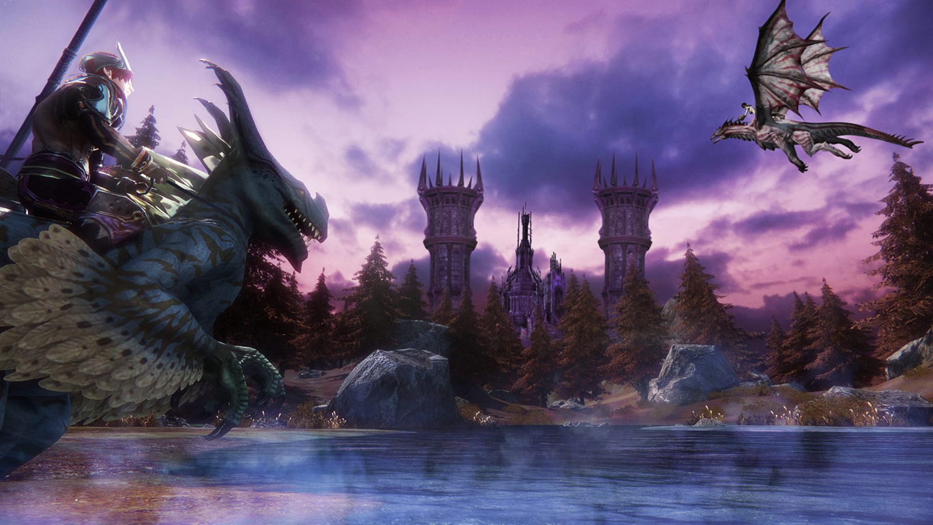 Riders of Icarus: Closed Beta Press Tour Screenshot