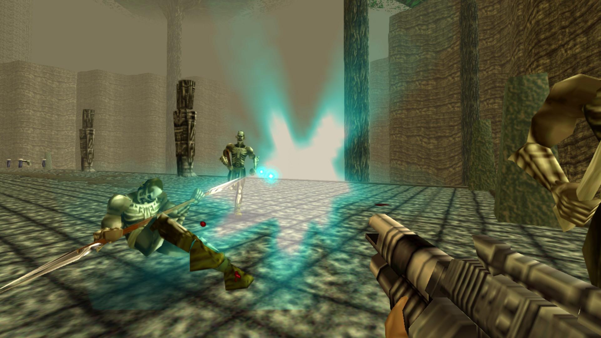 Turok Xbox Screenshot