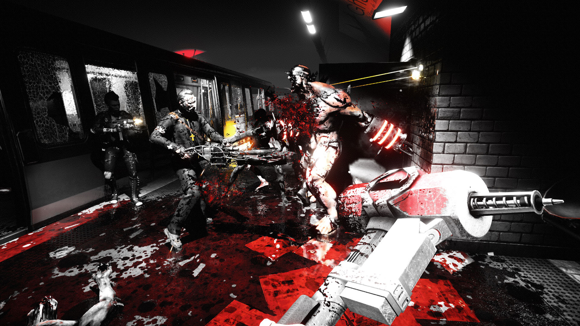 Killing Floor 2 Xbox Wallpaper Screenshot