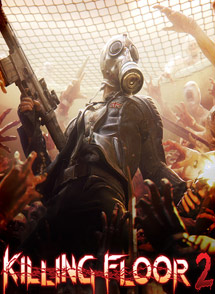 Killing Floor 2 Playstation 4 Box Art