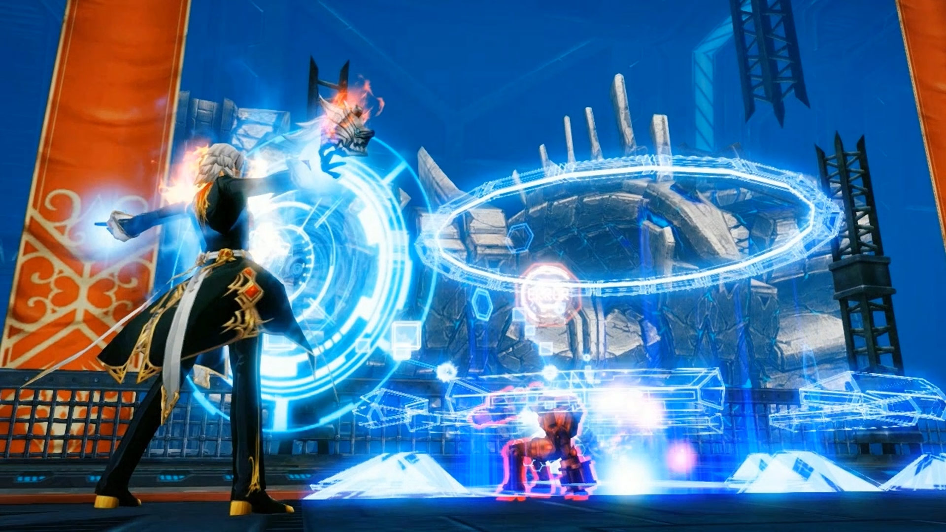 Kritika Online Screenshot of Magic