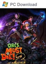Orcs Must Die! 2 Box Art