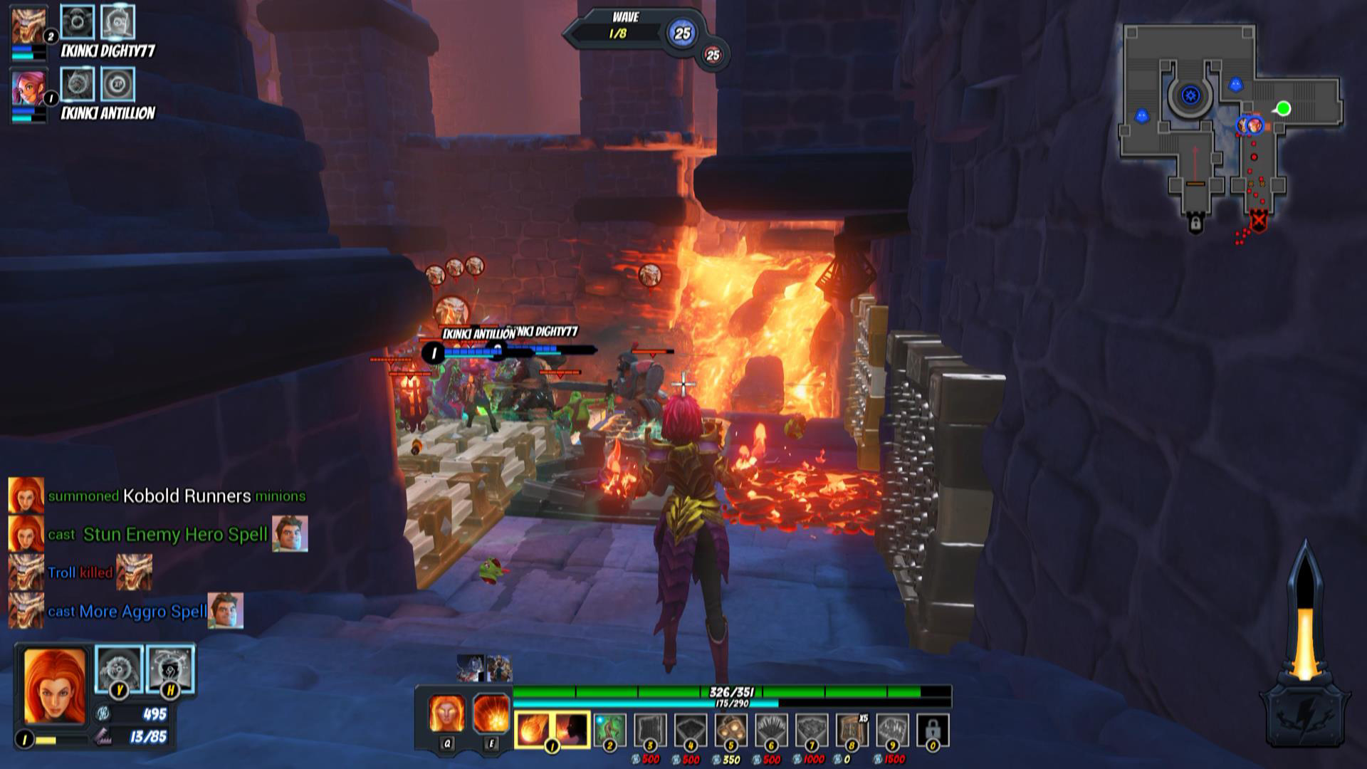 Orcs Must Die! Unchained Playstation 4 Screenshot