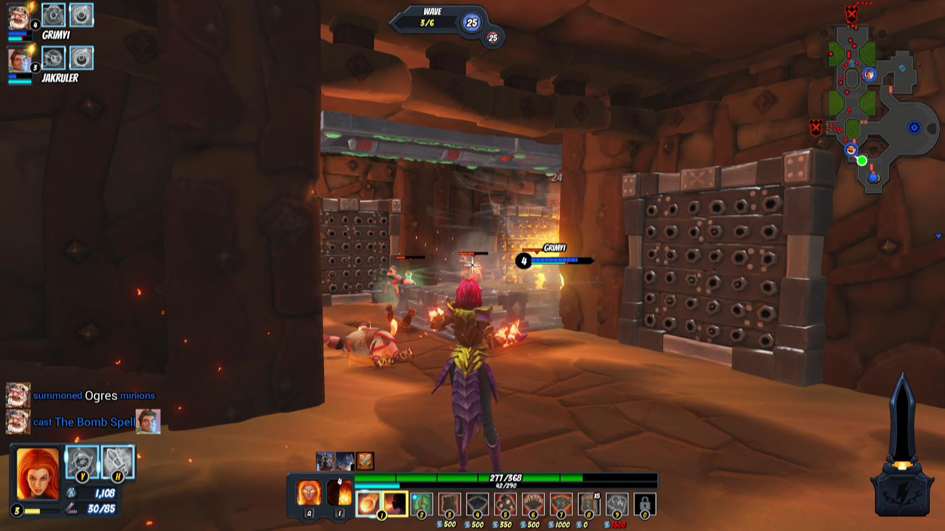 Orcs Must Die! Unchained Screenshot Traps