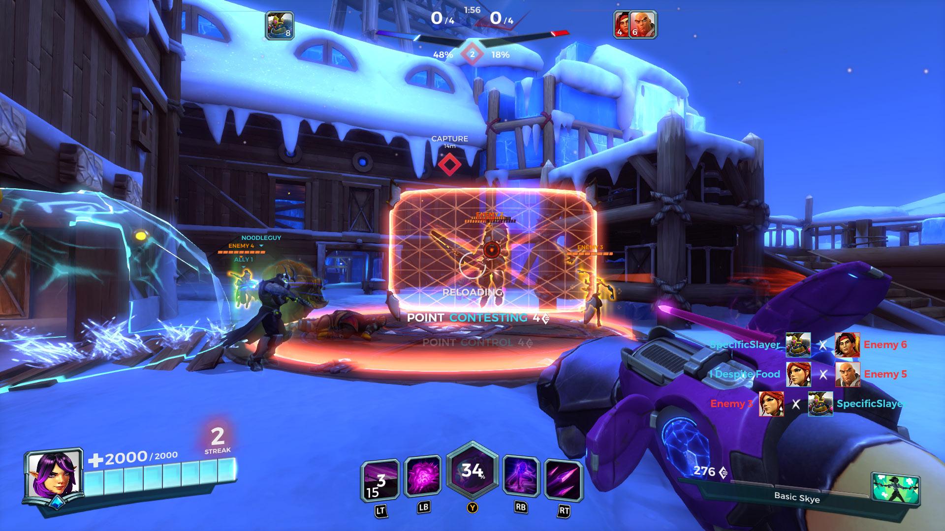 Paladins Xbox Screenshot