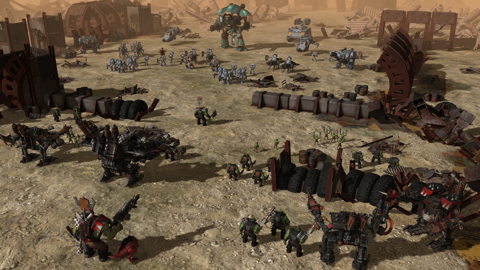 Warhammer 40k: Sanctus Reach Game PC