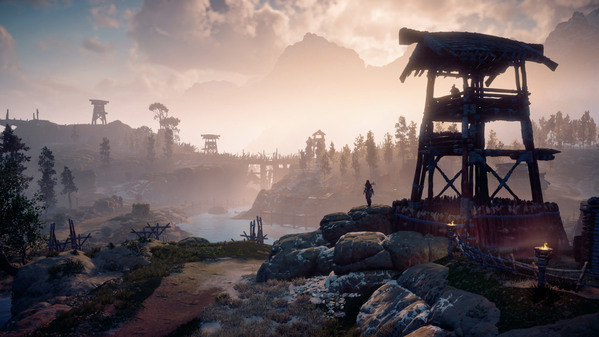 Horizon Zero Dawn is a Mix of Tomb Raider and The Witcher