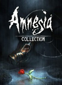 Amnesia Collection Playstation 4 Box Art