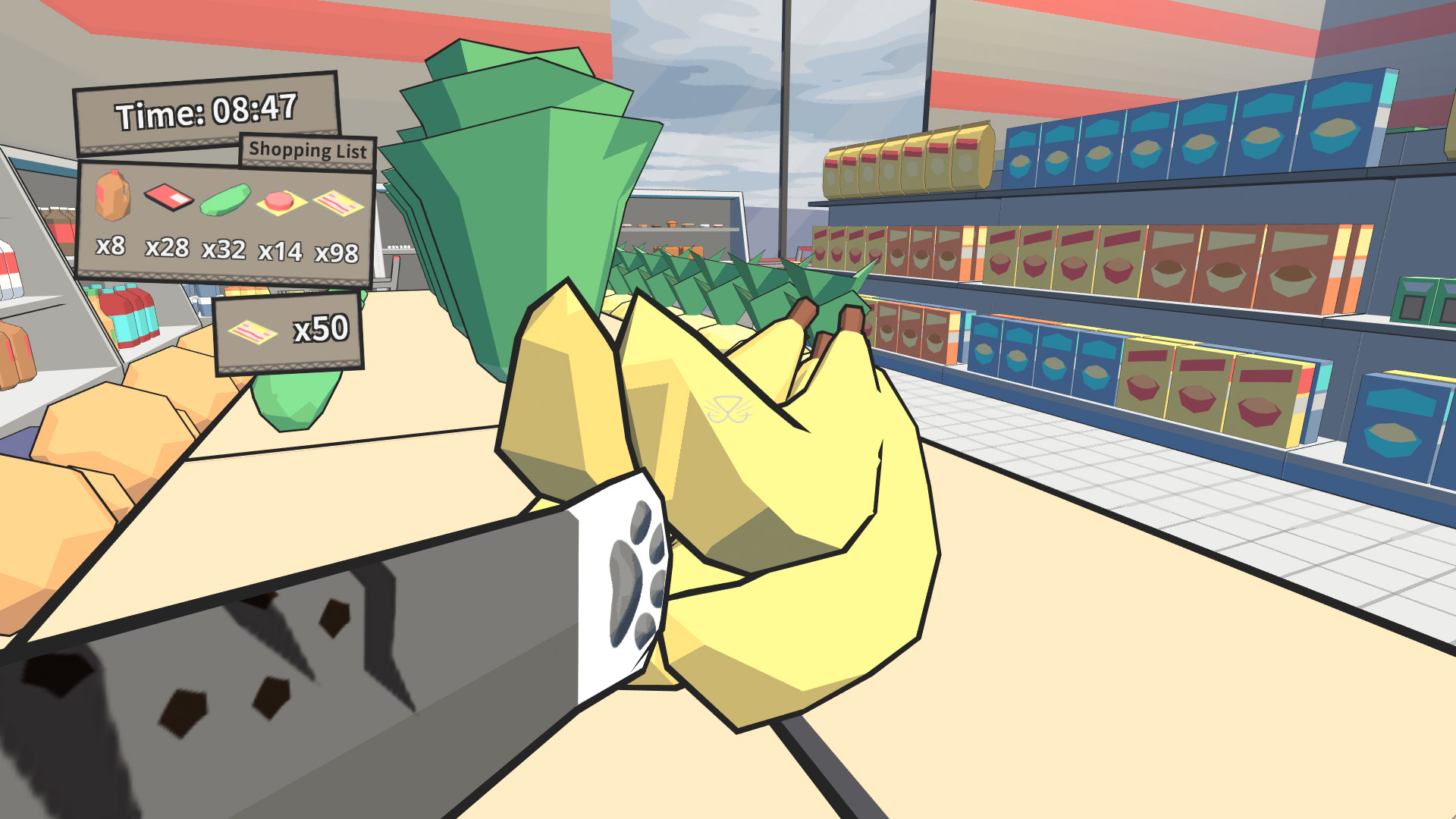 Catlateral Damage Playstation 4 Screenshot