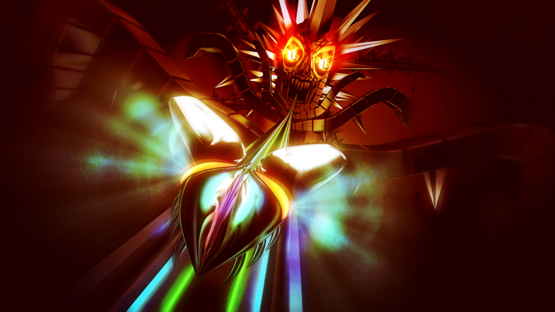 Thumper Nintendo Switch Screenshot