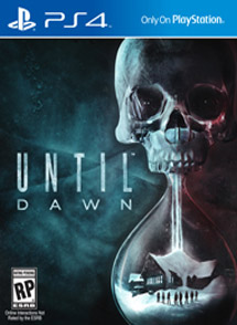 Until Dawn Playstation 4 Box Art